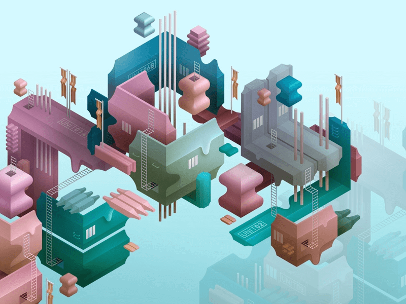 Primer for Creating Isometric Worlds
